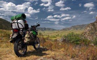 Мотоцикл для беспроблемных путешествий