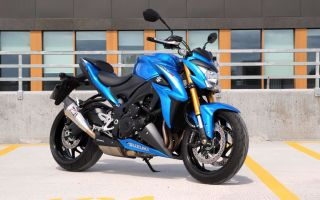 Suzuki GSX-S1000A – догоняет