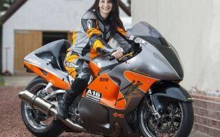 Самая быстрая женщина в мире обманула смерть! Авария при 370 км/ч!