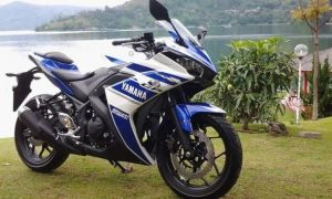 Новый Yamaha R25