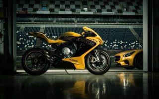 Mercedes будет продавать мотоциклы