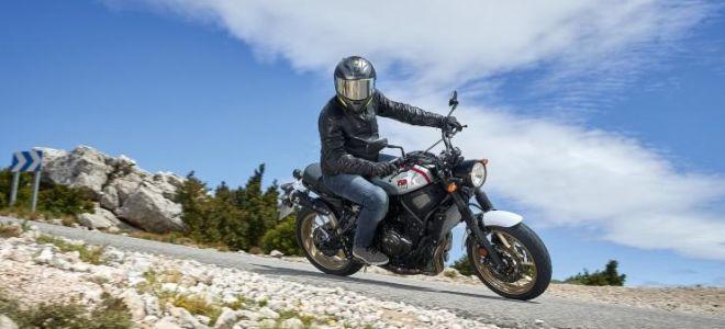Yamaha XSR 700 XTribute – сводный отчет