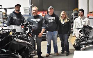 EBR мотоциклы – легендарный бренд возвращается к жизни