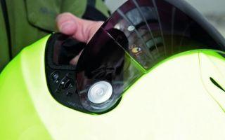 Тест интегральный шлем: Lazer Kestrel + линза Lumino