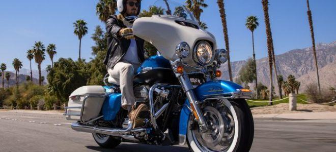 Harley-Davidson Iconic. Новая коллекция HD. Возрождение Electra Glide