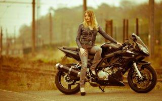 Есть ли мотоциклы для женщин?