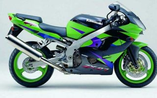Топ 5 спортивных мотоциклов до 1000 кубов