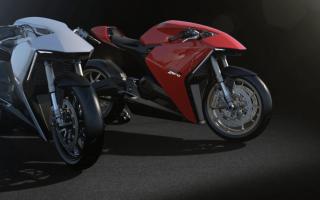 Электрический Ducati? Почему нет!?