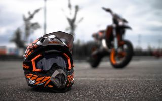 Мотоциклетные шлемы – сборник знаний