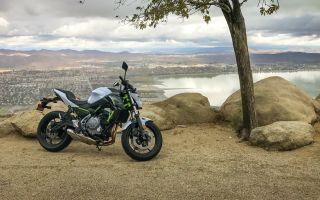 Z650 – проворный горожанин от Kawasaki для масс