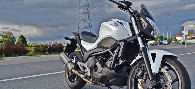 Honda NC750S – первый опыт вождения