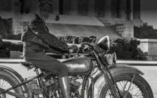 Салли Робинсон – первая женщина в истории с мотоправами