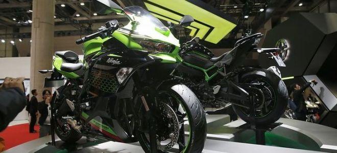 Kawasaki помощники – для мотоциклистов