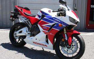 Спортивный байк Honda CBR 600