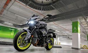 Yamaha MT-10 — голая мощность в нашем тесте