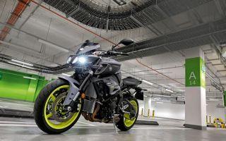 Yamaha MT-10 – голая мощность в нашем тесте