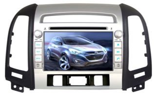Штатное головное устройство Hyundai Santa Fe