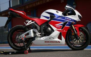 Спортивные мотоциклы Honda CBR600RR
