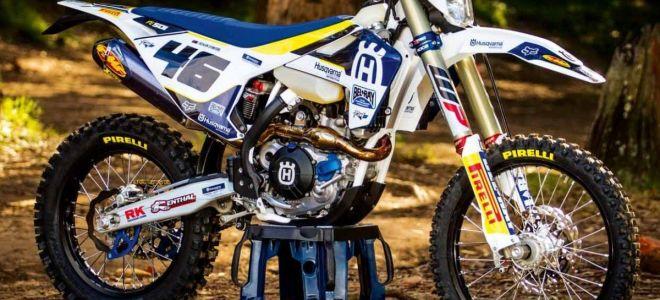 История мотоциклов Husqvarna