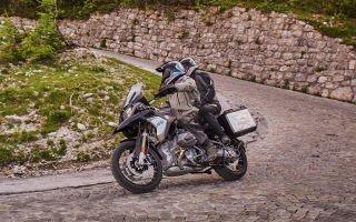 BMW R 1250 GS: боишься больших мотоциклов?
