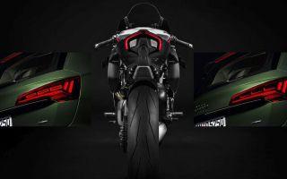 OLED-фары станут стильным аксессуаром на мотоциклах