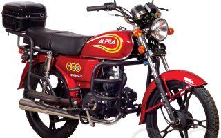Мотоциклы объемом 50 кубов и их особенности