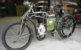 Забытые бренды мотоциклов. Laurin & Klement
