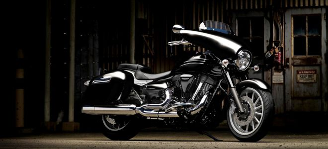 Чопер круизёр — Yamaha XV1900A