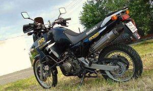 Suzuki DR 800 — король среди одиночек