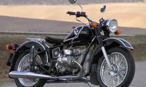 мотоцикл Урал Ретро – наследие советского мотоциклостроения