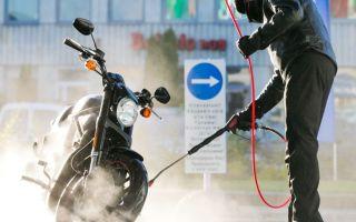 Частое мытье укорачивает жизнь мотоцикла! Правда или миф?
