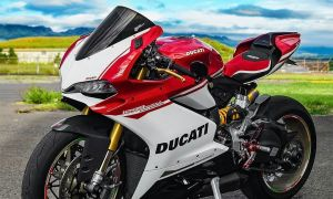 Новый мото Ducati 1299 Panigale R Final Edition