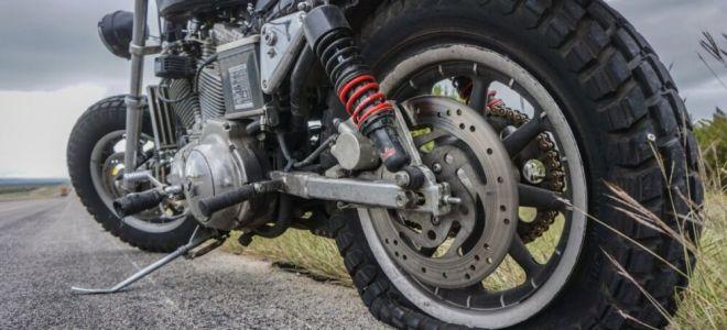 Прокол шины мотоцикла на дороге. Что делать? Как отремонтировать?