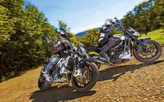 Мотоциклы с автоматической коробкой передач – тестируем два решения DCT и CVT