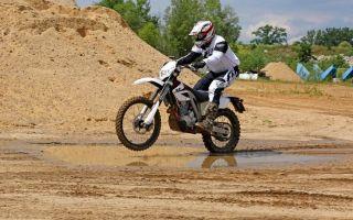AJP PR4 Enduro Pro – легко ездить