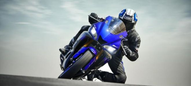 Yamaha New YZF-R3 2019