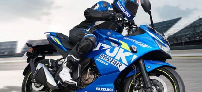 История мотоциклов Suzuki