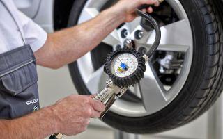 Как работает датчик давления в шинах?