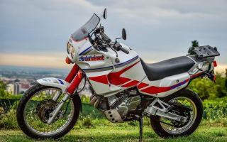 Мотоцикл турист эндуро YamahaXTZ 750 Super Tenere