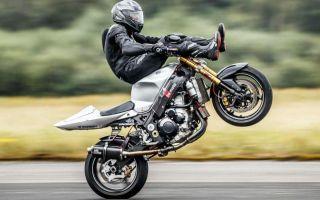 Топ-10 мотоциклов для езды на заднем колесе