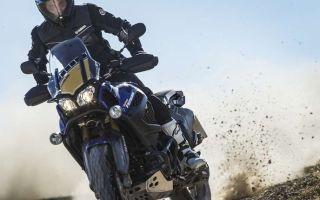 Мотоцикл турист эндуро Yamaha XT1200Z Super Tenere