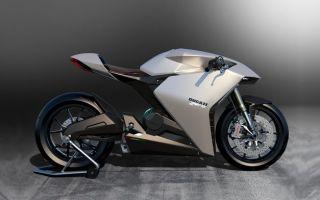 Итальянская компания Ducati намерена выпускать электрические мотоциклы Ducati Zero