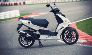 Peugeot Speedfight IV 50 – городской воин