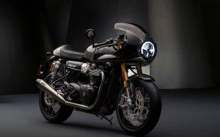 Триумф тайно представляет новую «ракету» — Triumph Factory Customs
