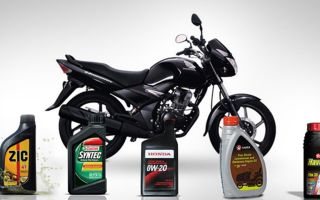 Система смазки двигателя — масло