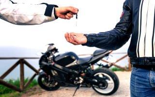 Как купить подержанный мотоцикл