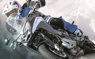 Honda Crossrunner: динамичный, но нежный