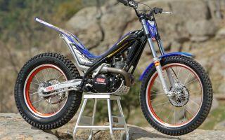 Конструкция и типы внедорожных мотоциклов