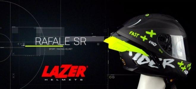 История шлемов Lazer