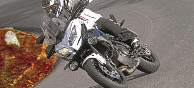Тест Kawasaki Versys 650: лучше и приятнее